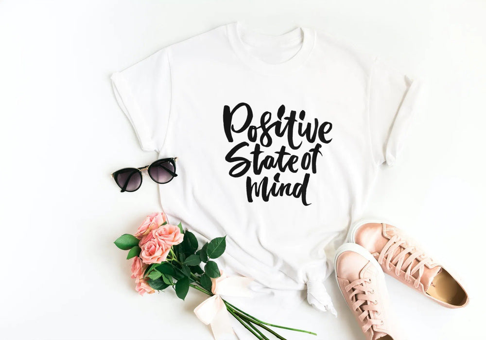 Positive State of Mind T-Shirt Fuel