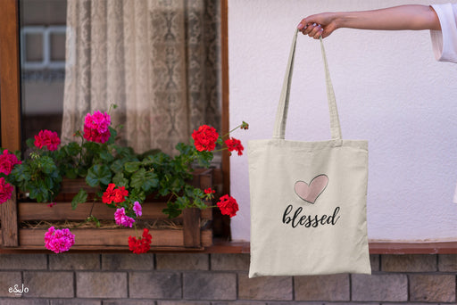 Tote bag - blessed Fuel