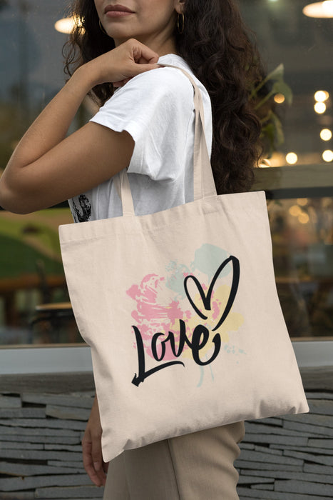 Tote bag - love Fuel
