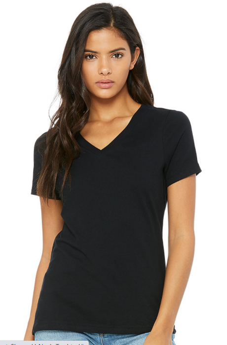 Blessed Ladies V-Neck