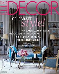 Coleen & Company in Elle Decor Magazine