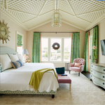 Load image into Gallery viewer, The Paloma Lantern in a Master Bedroom / Design by Andrew Howard Interior Design