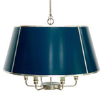 Load image into Gallery viewer, The Large Maisie in Custom F&B Hague Blue w/ Satin Nickel Hardware