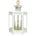 Load image into Gallery viewer, The Sarafina Lantern in BM Super White