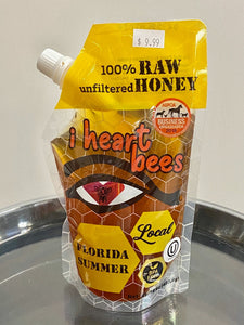 Raw & Unfiltered Honey