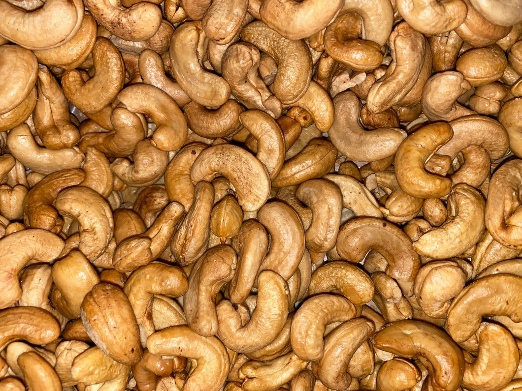 Roasted No Salt Cashews