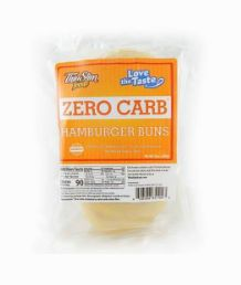 Zero Carb Hamburger Buns