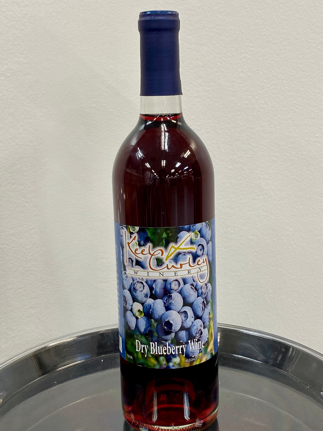 Dry Blueberry Wine
