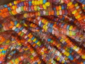 Wrapped Candy Necklaces