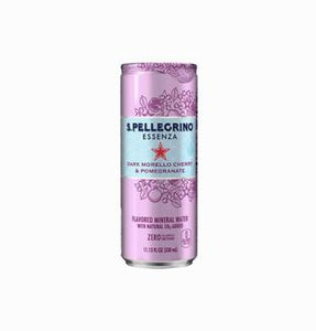 San Pellegrino Essenza Flavored Mineral Water