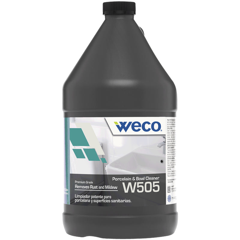 W-505 Porcelain & Bowl Cleaner
