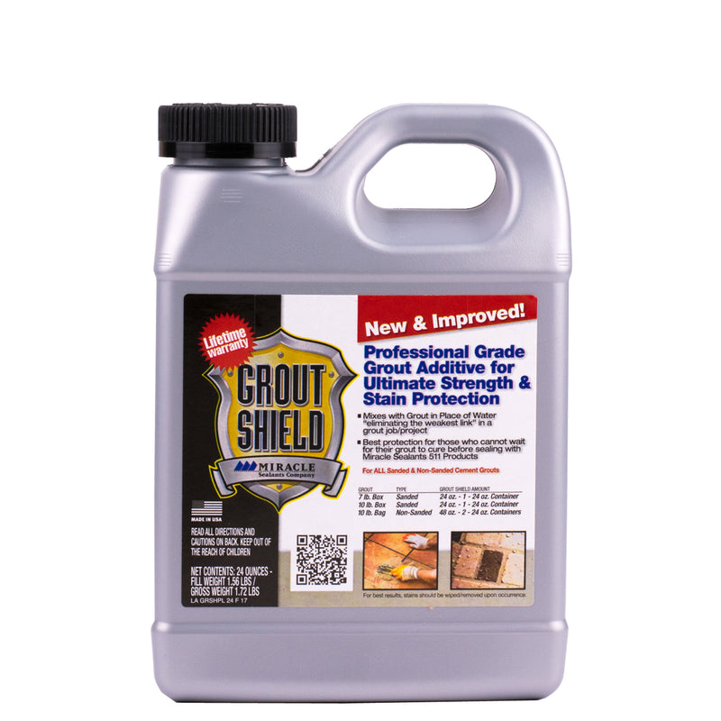 Miracle Grout Shield Improved