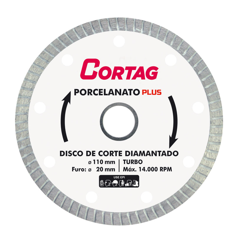 Diamond Cutting Blade - Porcelato Plus