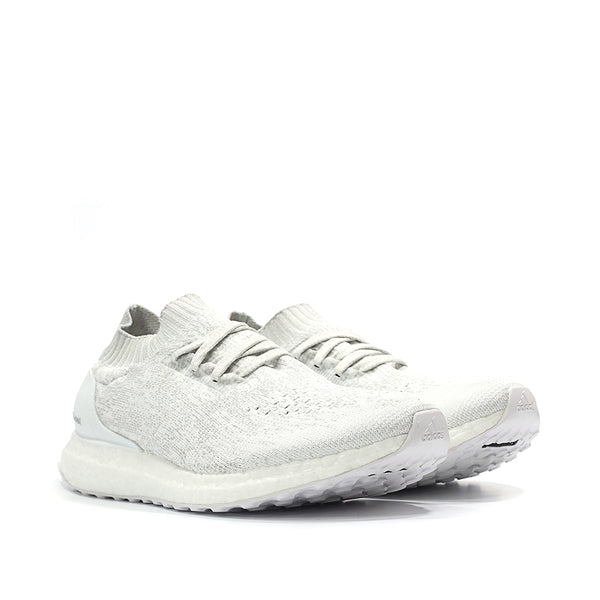 adidas Originals Ultra Boost Uncaged Primeknit Triple White BY2549