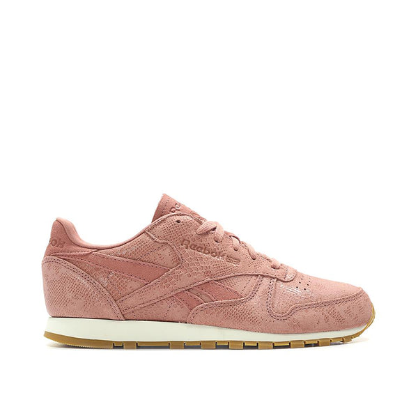 Reebok Classic Leather Clean Exotics Reptile W BS8226