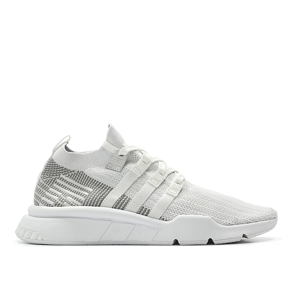 adidas Originals EQT Equipment Support Mid ADV PK Primeknit Triple White CQ2997