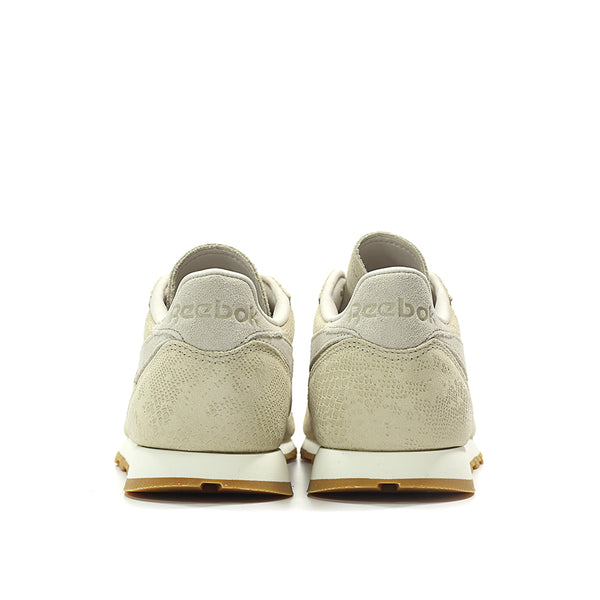 Reebok Classic Leather Clean Exotics Reptile W BS8227