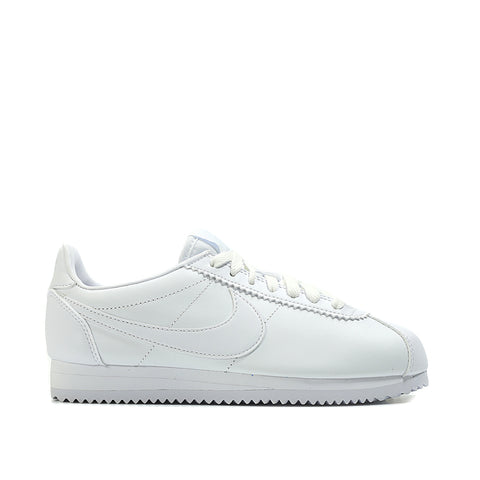 Nike Wmns Classics Cortez Leather All White 807471102
