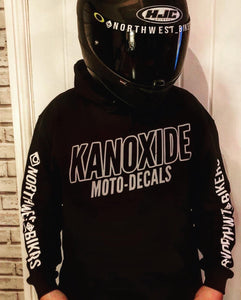 Northwest bikers Custom Hoodies