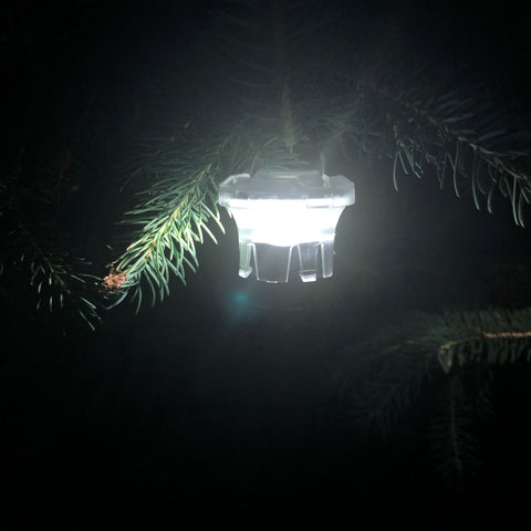 Fenix TK camping lampshade with Fenix PD40R