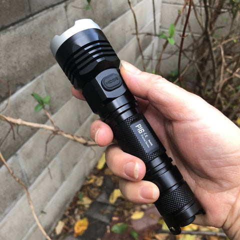 Nitecore P16 Ultra High Intensity Tactical Flashlight