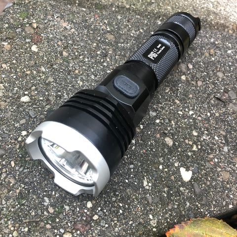 Nitecore P16 Ultra High Intensity Tacatical Flashlight