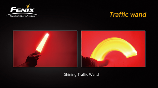 Fenix Traffic Wand AD201 for LD20,LD20, PD20, PD30