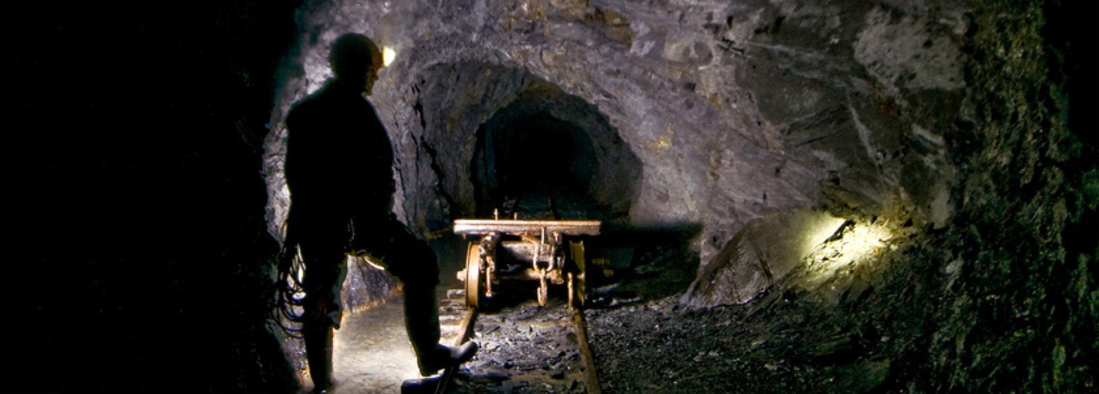 LED Flashlights for mining industry