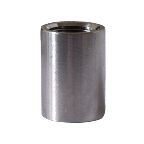 Stainless Coupler 1/2""