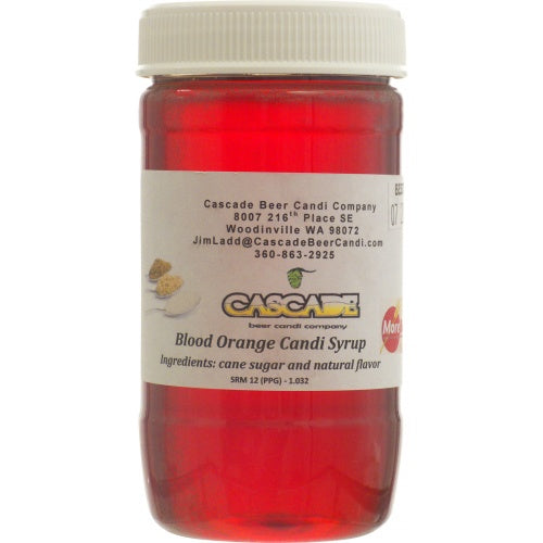 Cascade Beer Candi Syrup - Blood Orange