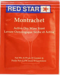 Montrachet Red Wine Yeast