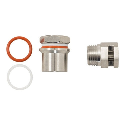 "Ss BrewTech WhirlPool Fitting - 1/2"" MPT"