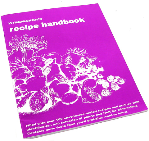Winemakers Recipe Handbook