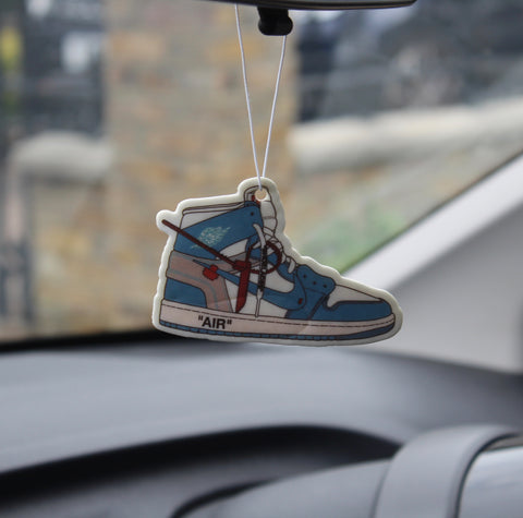 Off-White x Jordan 1 UNC- 'New Whip'