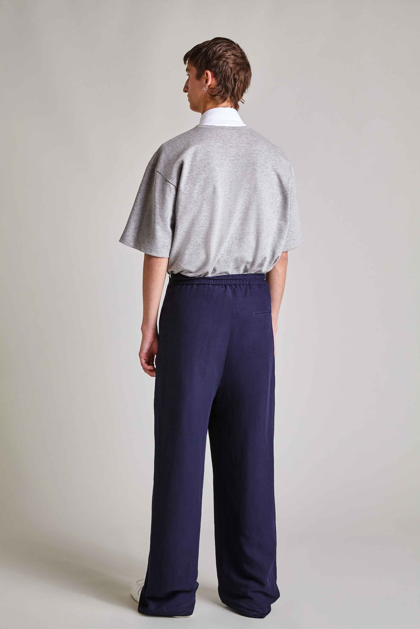 Minton - Wide-Leg Trousers