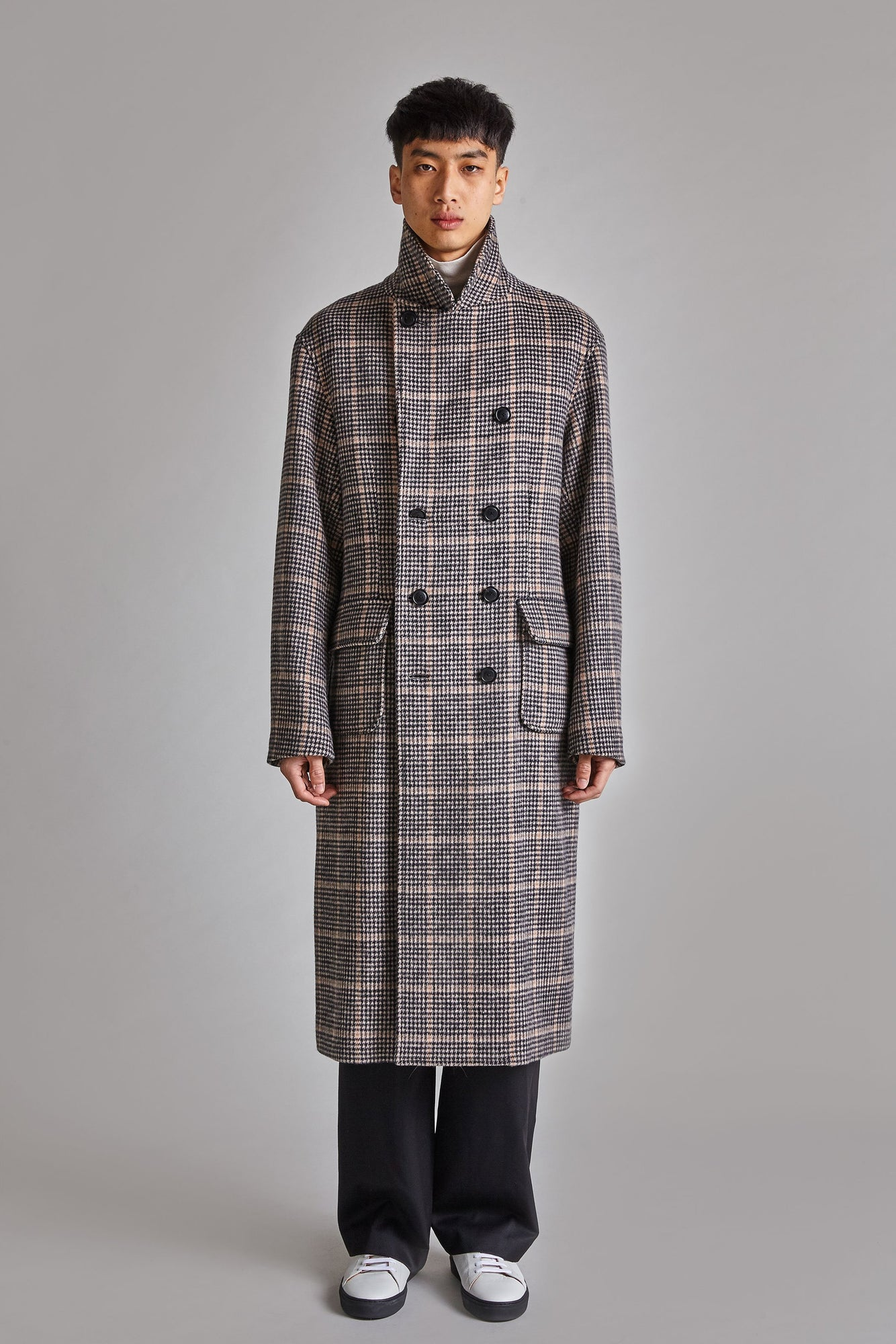 Elektra - Wool Peak Coat