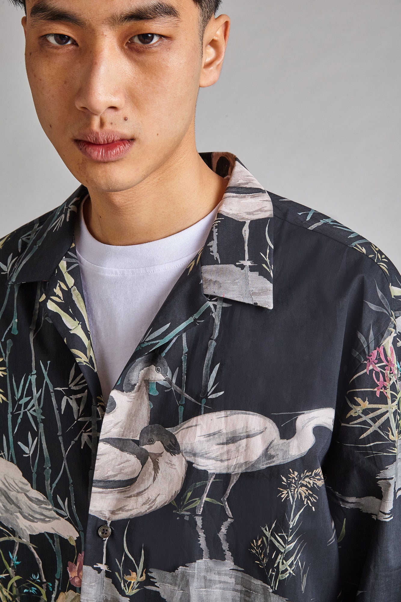 Reilly - Cotton Printed Shirt