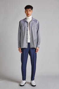 Rex - Revere collar shirt