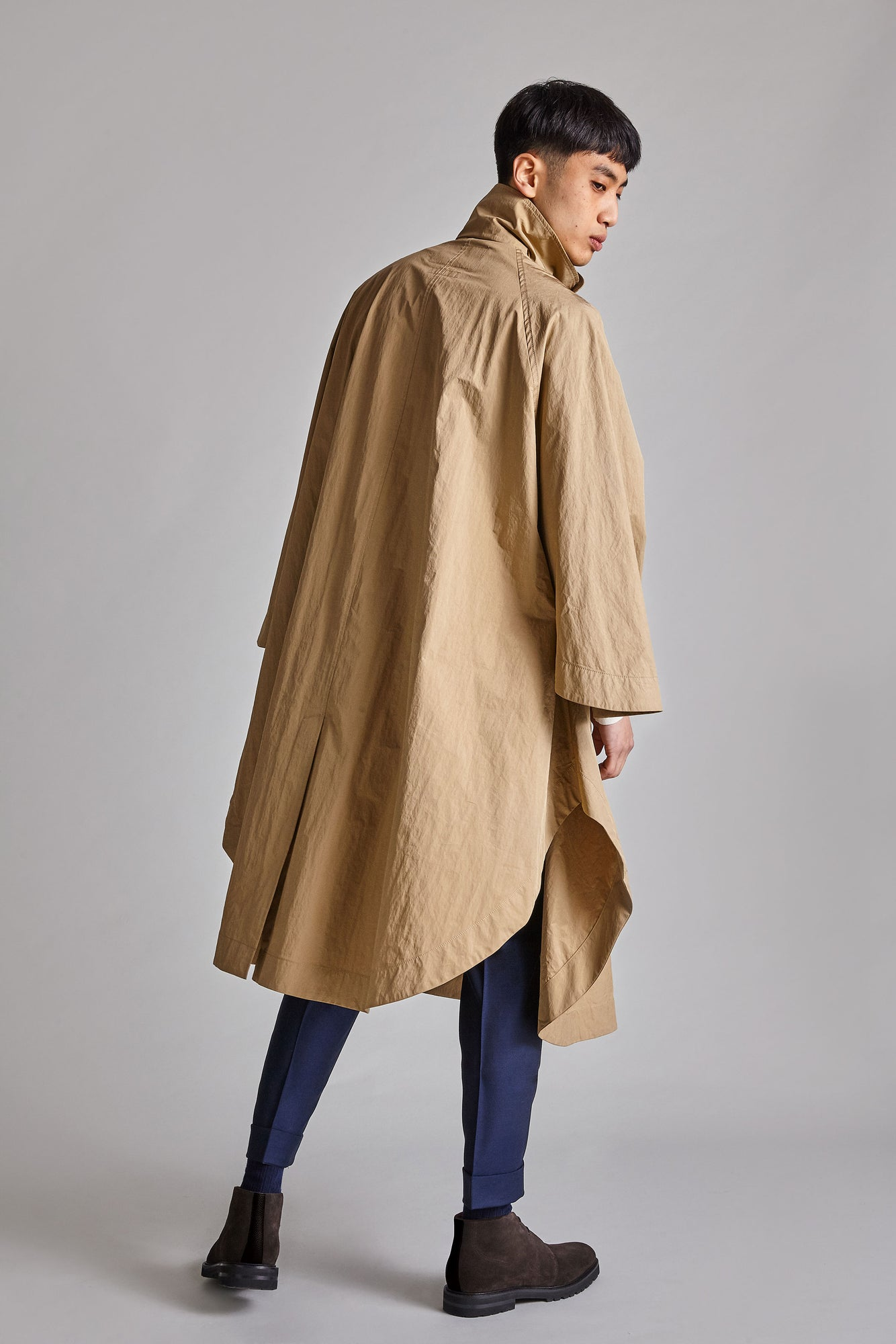 Warp - Technical Cotton Sports Cape