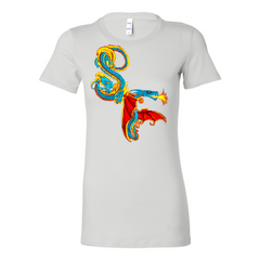 Serpentine Fire Women's Favorite Tee