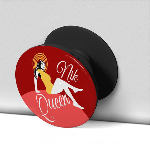 Queen Nik PopSocket | Phone Grip & Stand