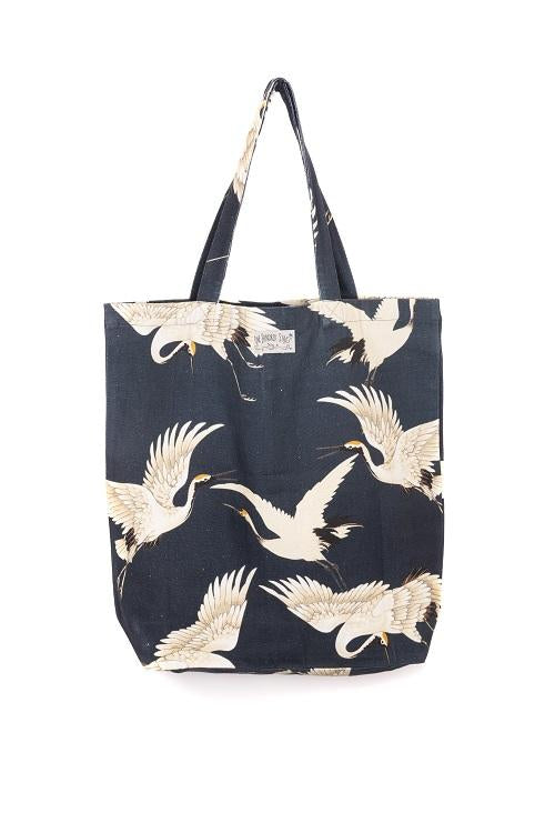 Stork Canvas Bag