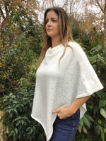 Load image into Gallery viewer, Diamante Poncho