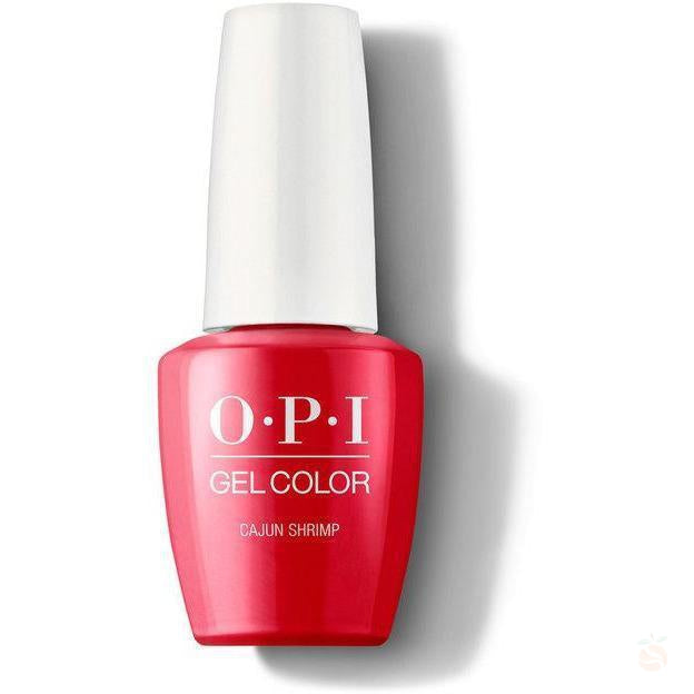 OPI GelColor - Cajun Shrimp-Orange Nail Supply