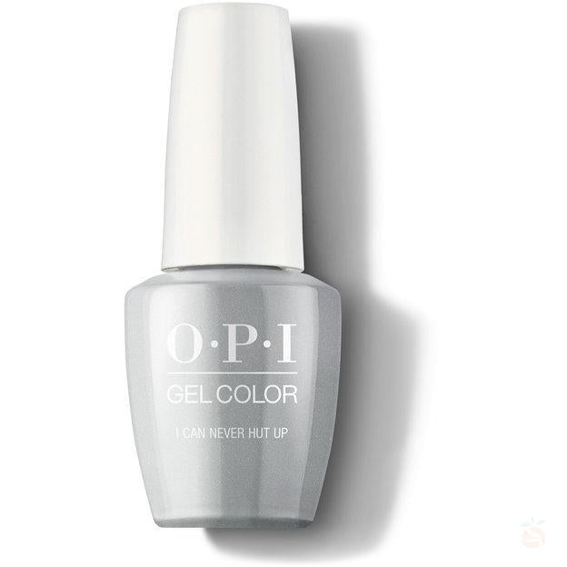 OPI GelColor - I Can Never Hut Up-Orange Nail Supply