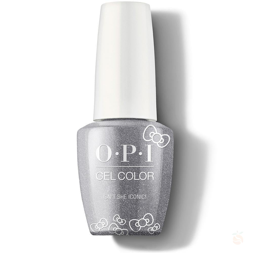 OPI GelColor - Isn't She Iconic!-Orange Nail Supply