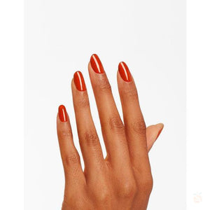 OPI GelColor - Gimme A Lido Kiss-Orange Nail Supply