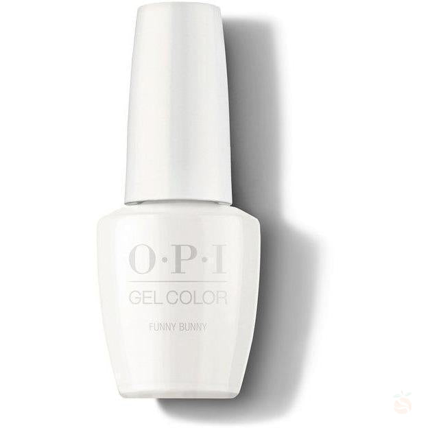 OPI GelColor - Funny Bunny-Orange Nail Supply
