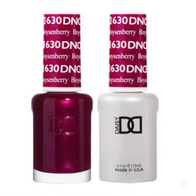 Load image into Gallery viewer, DND - Gel & Lacquer - Boysenberry - #630-Orange Nail Supply