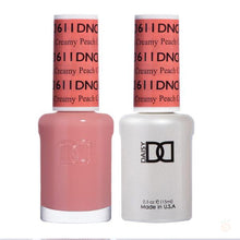 Load image into Gallery viewer, DND - Gel & Lacquer - Creamy Peach - #611-Orange Nail Supply